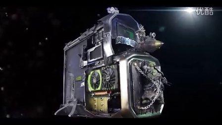 GeForce Garage - 邢凯 NVIDIA 与风暴英雄 主机制作 (含游戏画面)
