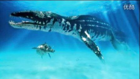 养凶猛的侏罗纪海王龙