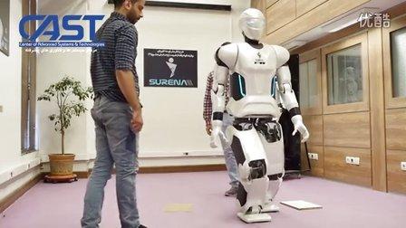 伊朗发布第三代人形机器人Surena III