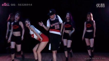 【乐舞者爵士舞】金泫雅 因为红-舞蹈教学 韩国最火舞蹈视频