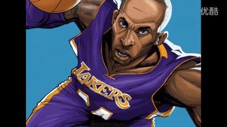 91篮球教学 60 背身单打 原理