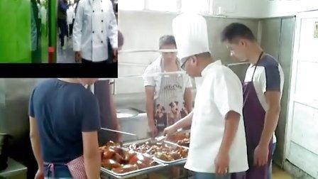 鸡蛋培训做法凉拌菜培训卤味泡鸭爪烤鸭制作禽流感可不可以吃卤菜图片