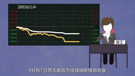 股市熔断熔掉了多少钱?