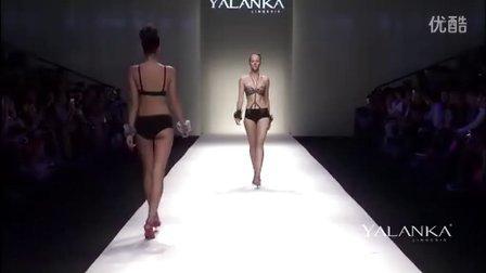 YALANKA_Lingerie2016另类性感歌舞时装内衣秀