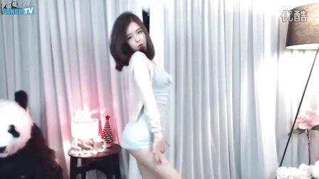 1月20日 熊猫女主播尹素婉 跳舞剪辑