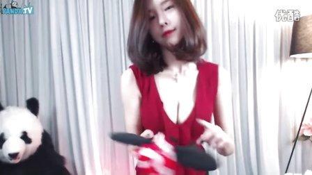 1月21日 熊猫女主播尹素婉 跳舞剪辑