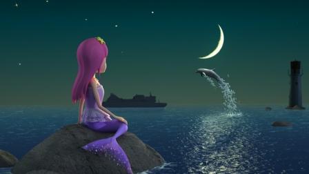 美人鱼公主之芭比公主 美人鱼公主的双腿小游戏 芭比公主之美人鱼动