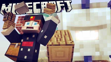 Minecraft我的世界 服务器小游戏 建筑审判 守卫者降临Speed Builders