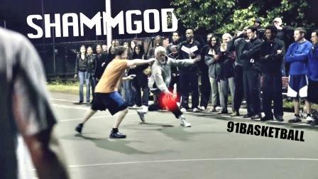 91篮球教学 64 山姆高德的正确用法Shammgod