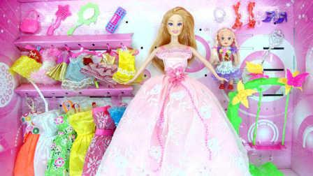 亲子游戏 芭比娃娃 芭比公主洗澡图片