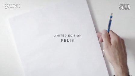 Bottega Veneta推出限量款Felis太阳眼镜