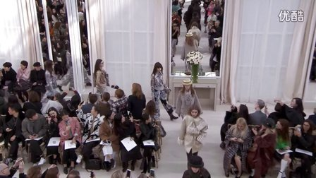 Chanel Fall 2016 Music - Fugue, Trapped, Big Black Coat