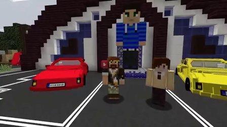 我的世界 Minecraft 籽岷的1.9双人欢乐小游戏 四驱兄弟图片