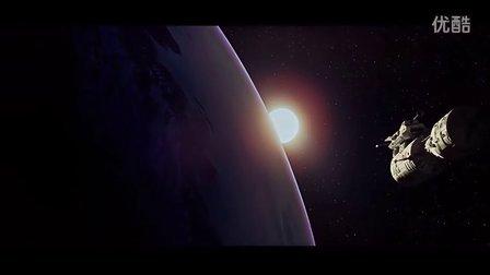 【音乐】蓝色多瑙河圆舞曲_电影《2001太空漫游》片段