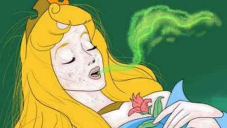 睡美人故事芭比之梦想豪宅芭比公主白雪公主美人鱼小公主苏菲亚亲