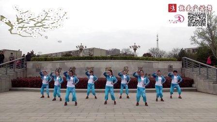 美久广场舞---《大王叫我来巡山》原创编舞附教