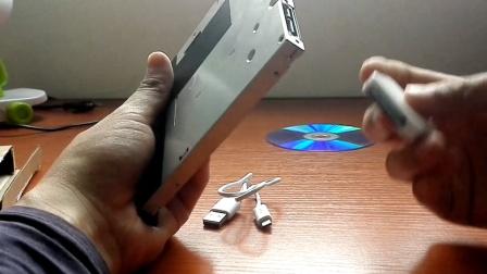 笔记本光驱如何改成USB光驱