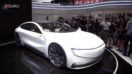 2016北京车展 绿色未来的引导者LeSee