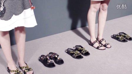 Bottega Veneta 2016春夏系列凉鞋