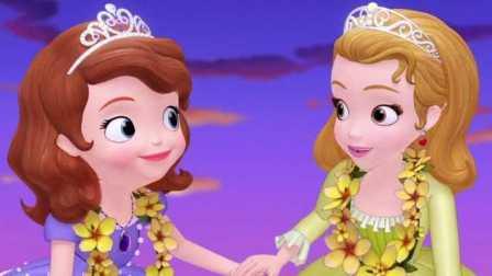 索菲亚公主房间打扫游戏 小公主苏菲亚画画小游戏 国语版 蝴蝶公主