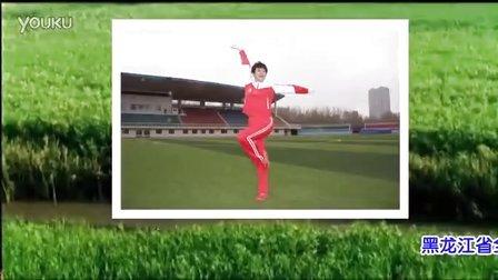 黑龙江省全民科学健身操(舞)第二套神鹤起飞