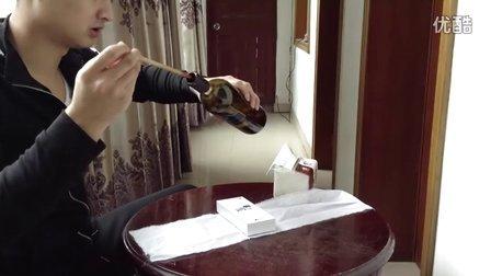 教你如何简单清洗掉洒在衣服上的红酒_白色裤子上弄上红酒怎样可以洗掉