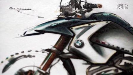 宝马摩托车是如何设计制作出来的