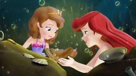 小公主苏菲亚之蝴蝶仙子之美人鱼芭比之梦想豪宅叮铛