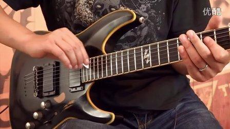 乔伊重金属节奏吉他教学 第十一节