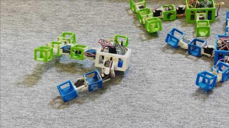 首个机器人婴儿诞生 机器人通过Wi-Fi交配生子