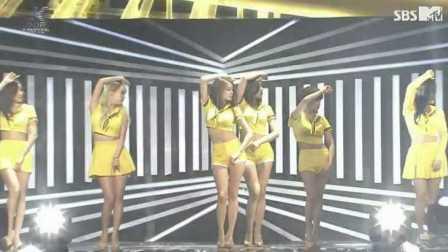 넘버나인 (No.9) 韩娱季巅峰时尚天团演唱会现场版