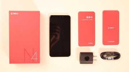 最便宜十核 360手机N4开箱