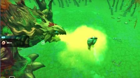 【小枫的沙盒生存】可怕沼泽,地狱秃鹫BOSS出现!Goliath_#6