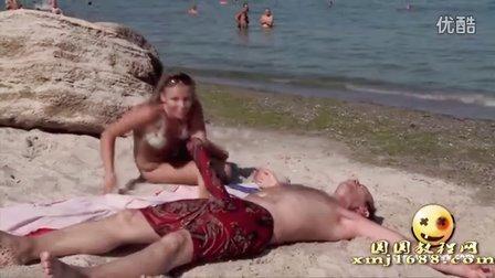 溺水后 美女恶搞新篇137#