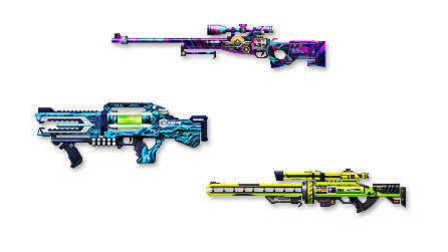 【奥尼玛】CSOL韩服7月14日更新预告 三款武器喷漆和部分重要修改