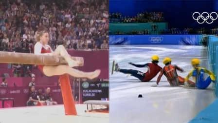 盘点历届奥运失误瞬间