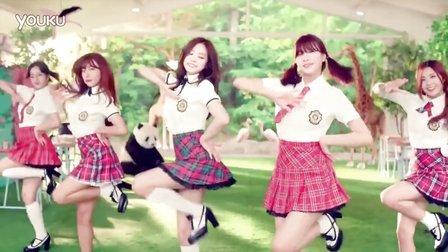 【瘦瘦717】中字 Apink 舞蹈MV - Summer Time 中日双语