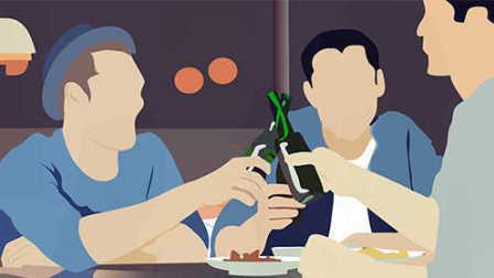 【牛人】飞碟说 第二季:喝酒的艺术与境界 160811