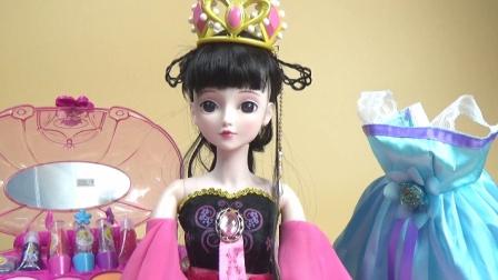 芭比娃娃玩具,头发,仙子_发型设计