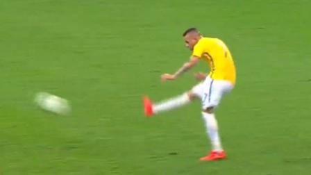 [精彩瞬间]内马尔开场15秒破门!巴西队梦幻开局