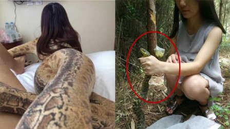 摧绵大湿 2016 吓尿宝宝了 传说中的蛇蝎美人 77