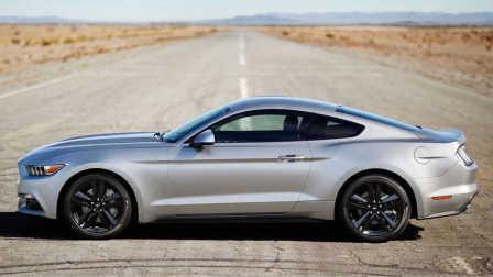 新款福特野马正式上市 北汽个性SUV频频曝光 390高清图片