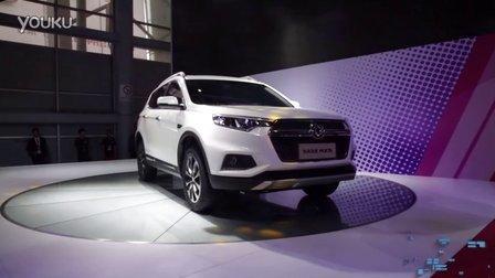 2016成都车展 东风风度MX5国产动感SUV