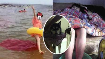 摧绵大湿 2016 大姨妈来了也要游泳的奇女子 91