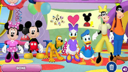 米奇妙妙屋之迪斯尼樂園的派對狂歡,米妮大搜尋
