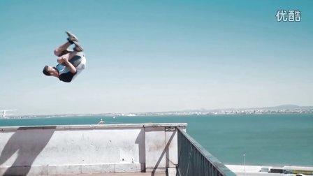 【洁癖男】英国Will Sutton在里斯本Freerunning through Lisbon[4K]