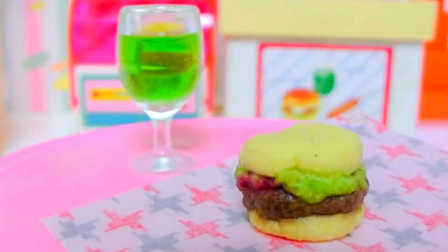 迷你汉堡-日本食玩-万代迷你厨房 040