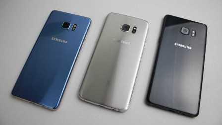 三星 Galaxy Note 7 体验评测
