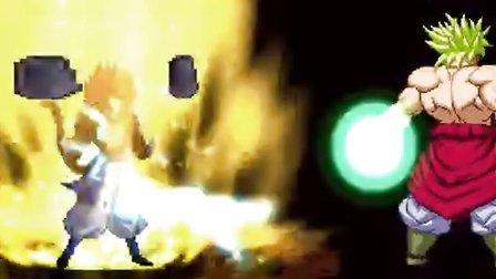真神战:龙珠超级mugen战之宇宙强者争霸赛