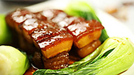 吃情岁月爱是一碗红烧肉